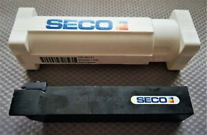 SECO Toolholder CGER 2525 04NCM for Grooving / Parting