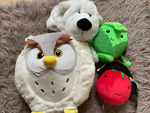 Kids Soft Toys & Wooly Hat