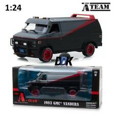 GREENLIGHT 84072 1983 GMC VANDURA THE A TEAM DIECAST VAN 1:24
