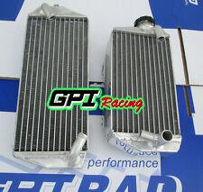 FOR Suzuki RMZ450 RMZ 450 2007  07 aluminum radiator