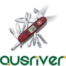 Victorinox Traveller Swiss Army Knife 1.7905.AVT 27in1 Altimeter Clock Barometer