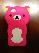 silicone bear case iPhone 5