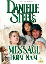 Danielle Steel's Message From Nam Dvd Brand New & Factory Sealed