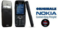 Nokia E51 Black Simlock Frei Smartphone WLAN 2MP 4BAND 3G Made Finland SEHR GUT