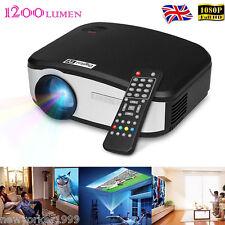H.264 3D Mini LED Projector For Movie Night TV Home Cinema AV/HDMI/VGA hot sale
