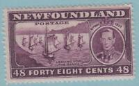 NEWFOUNDLAND 243 MINT NEVER HINGED OG ** NO FAULTS EXTRA FINE !