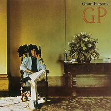 Gram Parsons debut solo album - GP - NEW SEALED 180g LP! Remastered! Gatefold