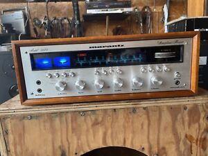 marantz 2270 receiver Works Great Including Cabinet (case )