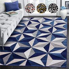 Non Slip Geometric Modern Area Rug Extra Large Runner Non Slip Home Bedroom Rug