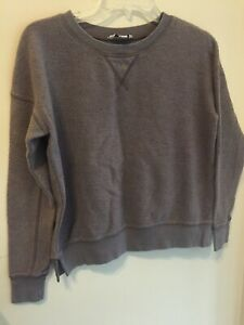Women's/Juniors American Eagle Outfitters Pullover Sweatshirt, Lt. Plum,  XS