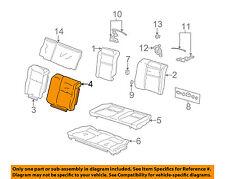 Honda Genuine 81531-S5D-A01ZA Seat Cushion Trim Cover Front Left