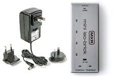 MXR M239 MINI ISO-BRICK Power Supply 4-9V Outputs & 1 Switchable 9V/18V Output