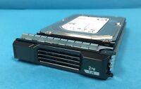 Dell Equallogic Drive 2TB 7.2K NL SAS 6GBps PS6100E PS4100E T7F78 with Tray