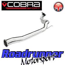 """SE10 Cobra Leon Cupra R MK1 De-Cat Downpipe Front Pipe Exhaust 2.5""""-Removes Cat"""