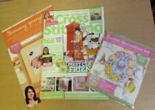The World of Cross Stitching Issue 279 April 2019 & Free Gifts SEALED