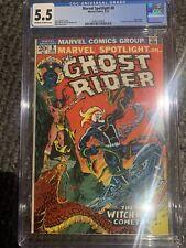 Marvel Spotlight 8 Classic Ghost Rider 1st Snake Dance