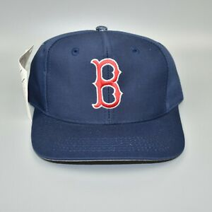 Boston Red Sox Vintage 90's Twins Enterprise YOUTH Snapback Cap Hat - NWT