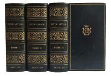 TITE-LIVE. HEINSIUS, Daniel. Historiarum Libri...