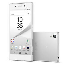 NEW SONY XPERIA Z5 E6653 WHITE FACTORY UNLOCKED 32GB 4G LTE 4K SIM FREE