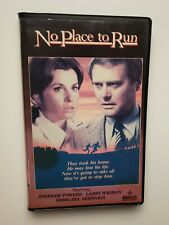No Place to Run VHS Vidmark Clamshell 1972 Rare Cult Hagman Powers Bernardi HTF