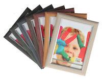 Promo I Holz Bilderrahmen 10x15 13x18 15x20 20x30 24x30 30x40 30x45 40x50 40x60