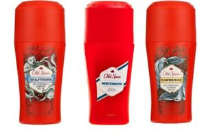 OLD SPICE  ROLL ON ANTI-PERSPIRANT DEODORANT 50ml 3 Shades