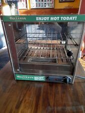 More details for hollands pie electric heated small pie cabinet