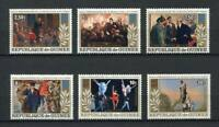27290) Guinea 1978 MNH New October Revolution 6v