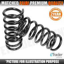 Renault Megane Mk2 & Grand Scenic FRONT Coil Springs X2 Quality Pair Road Spring