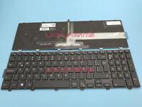 For Dell Inspiron 5555 5558 5552 5559 5557 5566 Latin Spanish keyboard Backlit