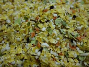Debes Flocken Plus 4 kg Hundeflocke mit Gemüse Reis und Karotten BARF Ergänzung