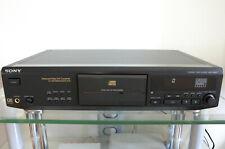 Sony cdp-xe800 reproductor de CD