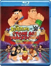 Flintstones & WWE Stone Age Smackdown BLURAY