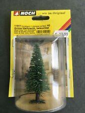 beleuchteter Weihnachtsbaum ohne Schnee 11911 von Noch