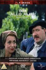 ALLO 'ALLO COMPLETE SERIES 3 & 4 DVD SEASON Gorden Kaye Carmen Silvera UK New R2