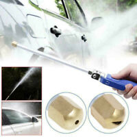 Garden Car Washer Spray Gun Power High Pressure Water Lance Hose Pipe Nozzle Jet