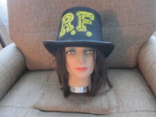 Rf Top Hat Hand Air Brushed Check It Out Mello Yellow 👀