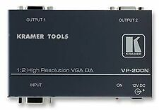 DISTRIBUTION AMPLIFIER XGA 1:2 - Amplifiers - Audio Visual - AV16564