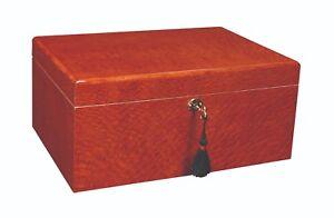 Ashton - Beetlewood Large Savoy Cigar Humidor 100CT - HSABWL