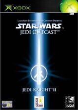 Star WARS JEDI KNIGHT II JEDI OUTCAST XBOX