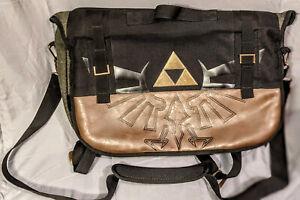 The Legend Of Zelda Messenger Bag - Genuine Official Nintendo Licensed