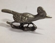 Pewter Figurine/ Roadrunner Figurine