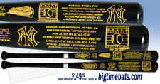 DEREK JETER + MARIANO RIVEARA LOUISVILLE SLUGGER HALL OF FAME 2  BAT  SET