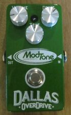ModTone MT-DO Dallas Overdrive Guitar Effects Pedal