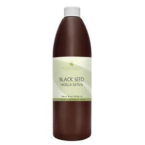 BLACK SEED OIL EGYPT BLACK CUMIN SEED 100% PURE ORGANIC UNREFINED COLD PRESSED