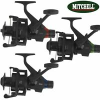 Mitchell Avocast 6500 FS Freespool RTE Black Edition Bite Alarm Carp Reel