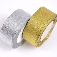 Silk Satin Ribbon 25yards Wedding Home Party Festive Decor Craft Gifts WrappinHK