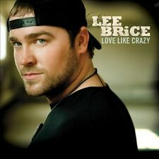 Lee Brice - Love Like Crazy [New CD]