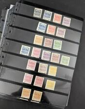 EDW1949SELL : BRITISH PACIFIC Old Time Mint & Used collection. Nicely displayed.