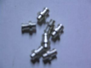 100 Single Turret Hollow PCB Swage Mount Posts